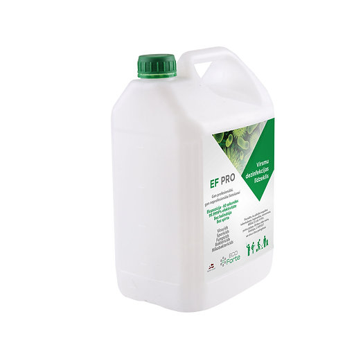 EF PRO Disinfection liquid, 5 l canister
