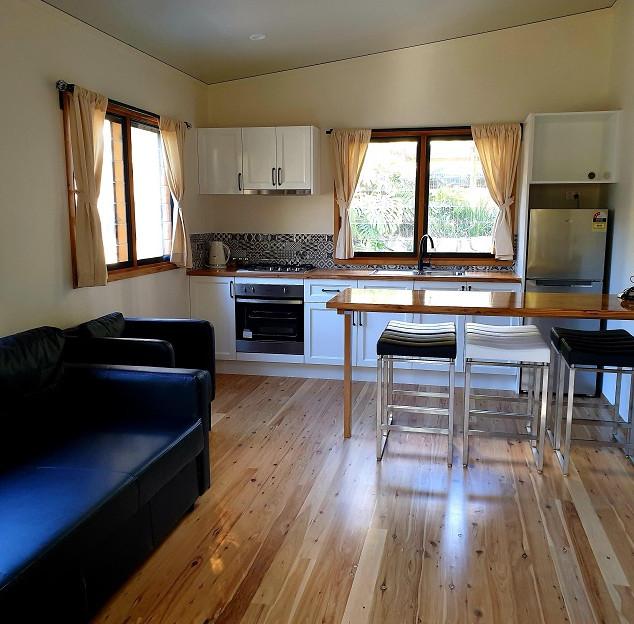 Eco Cottage Lounge