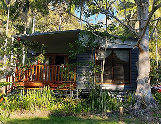 New Eco Cottage Accommodation