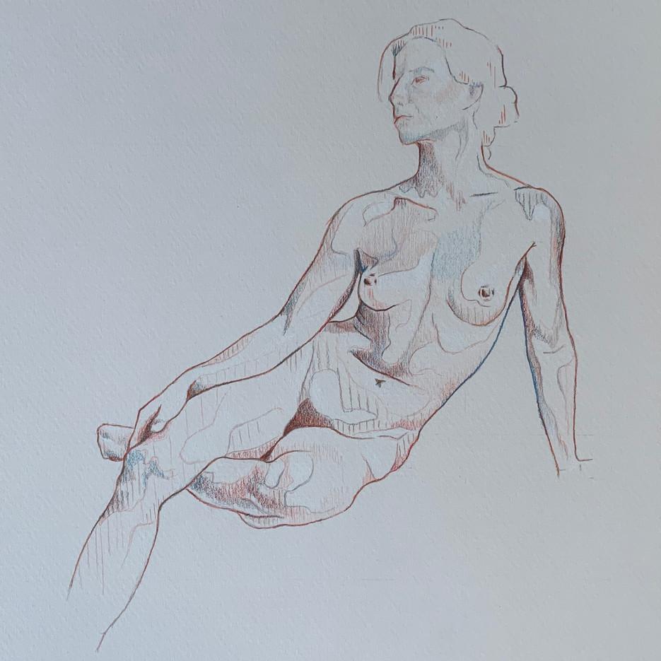 Figure Study Four