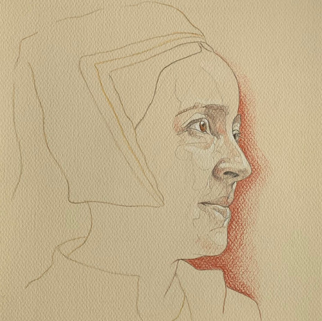 Tudor Portrait One