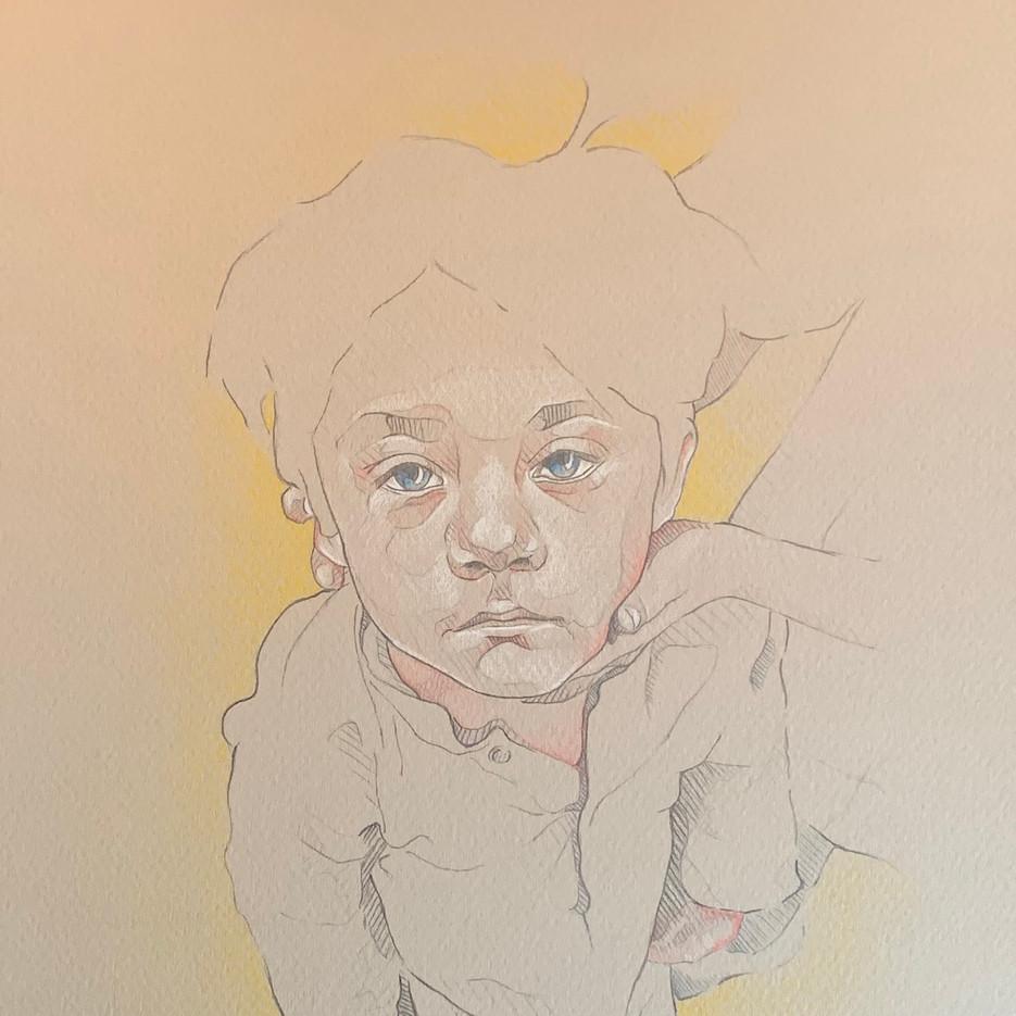 Boy in Pakistan