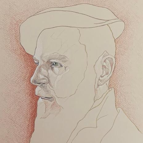 Tudor Portrait Two