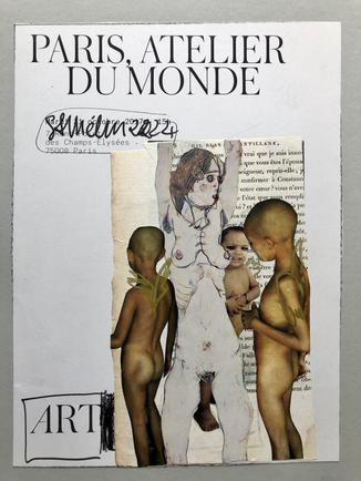 PARIS ATELIER DU MONDE