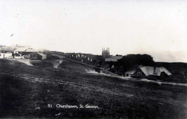 St.-Gennys-Churchtown