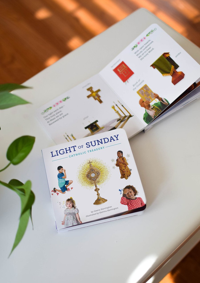 Cover Light of Sunday