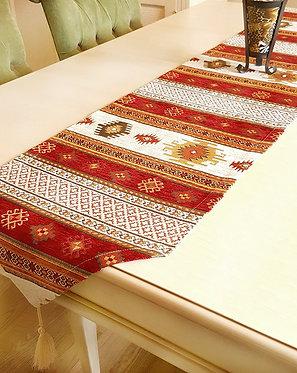 Anatolian Pattern Table Runner