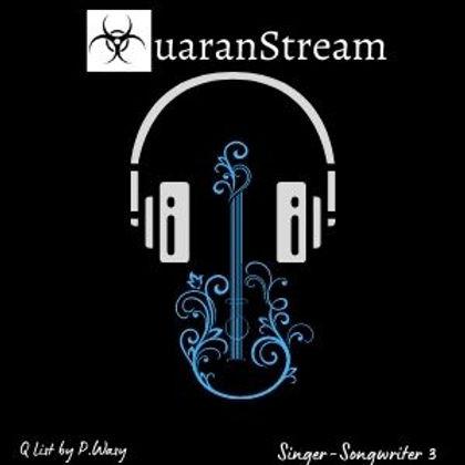 QuaranStream Singer Songwriter 3