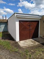Pronájem garáže v Lovosicích