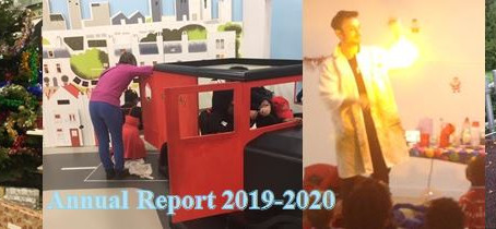 New families and old - The support journey 2019-2020