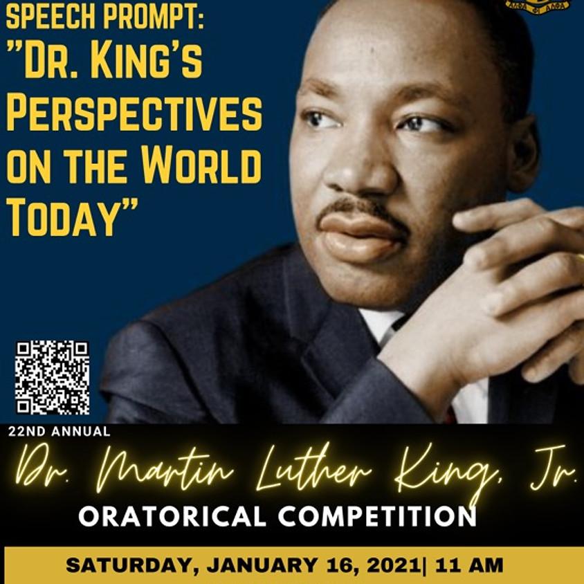 MLK Oratorical Contest