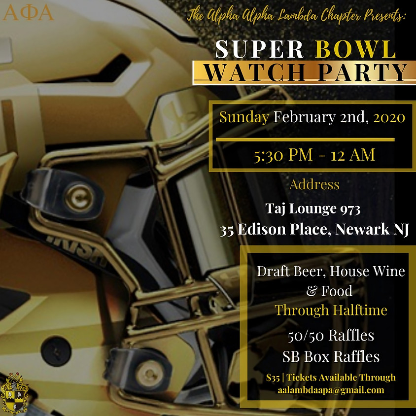 SuperBowl Watch Party