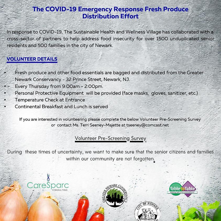 Fresh Produce & Food Essential Distribution