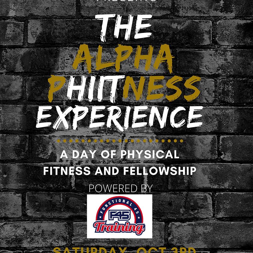 Alpha PHITT-ness Experience