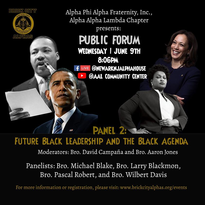 BROTHERHOOD WEEK: The State of Black America - A Public Forum