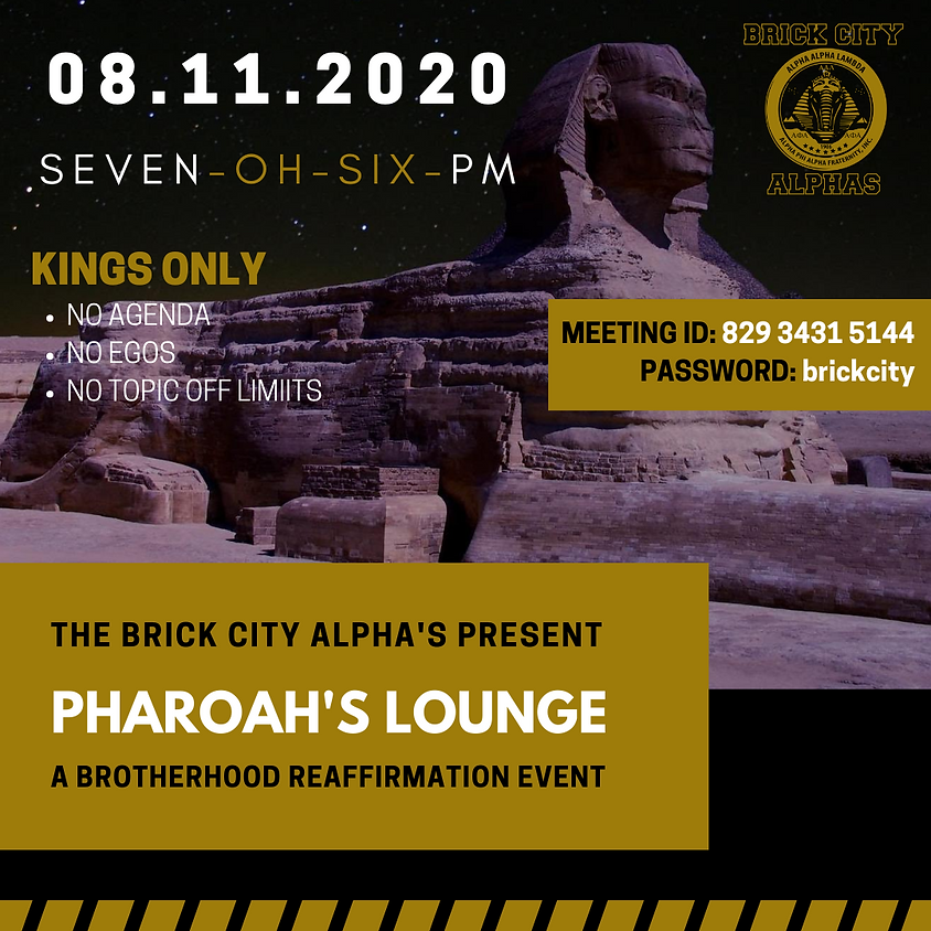 The Pharaoh's Lounge