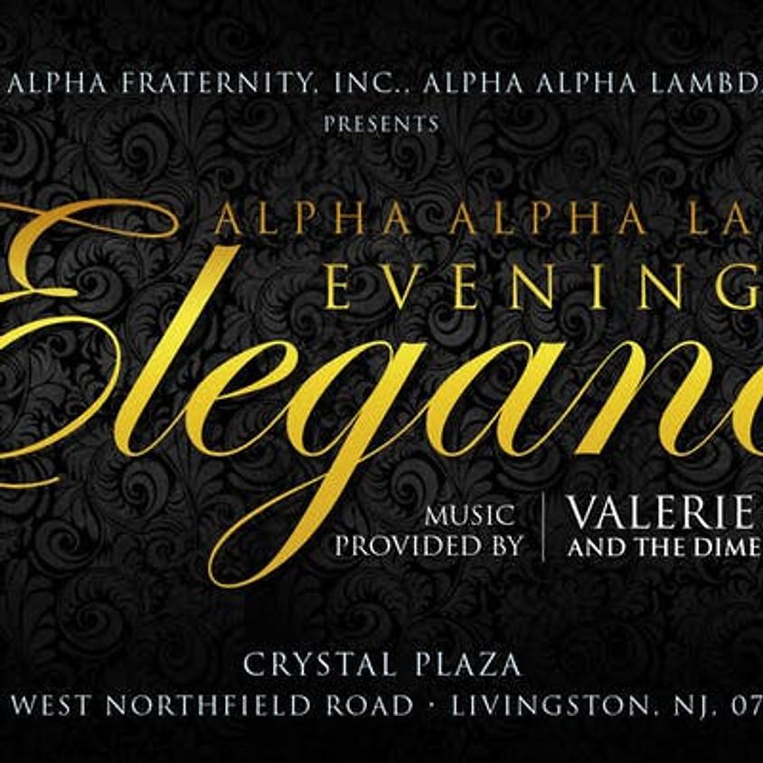 Alpha Alpha Lambda's Evening of Elegance