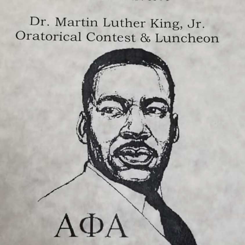 Dr. Martin Luther King Oratorical Contest