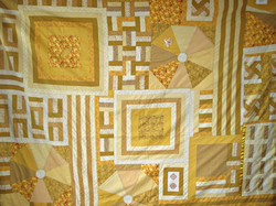 Yellow Sampler Quilt