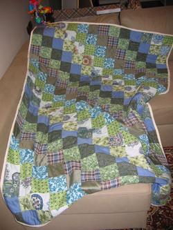 Baby Quilt 2008