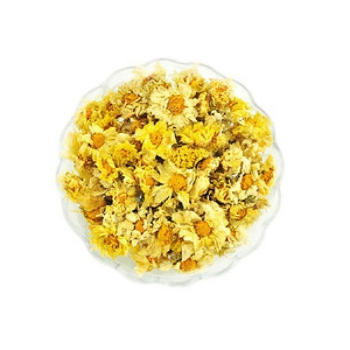 Chrysanthemum Flowers - Dried - 8 oz