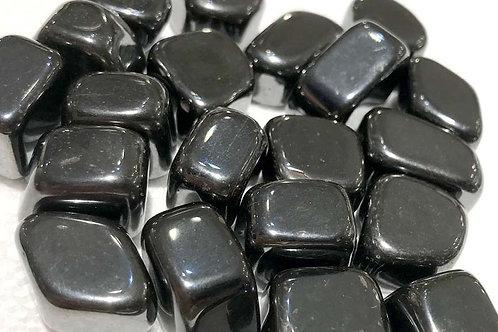 Hematite Tumbled Gemstone