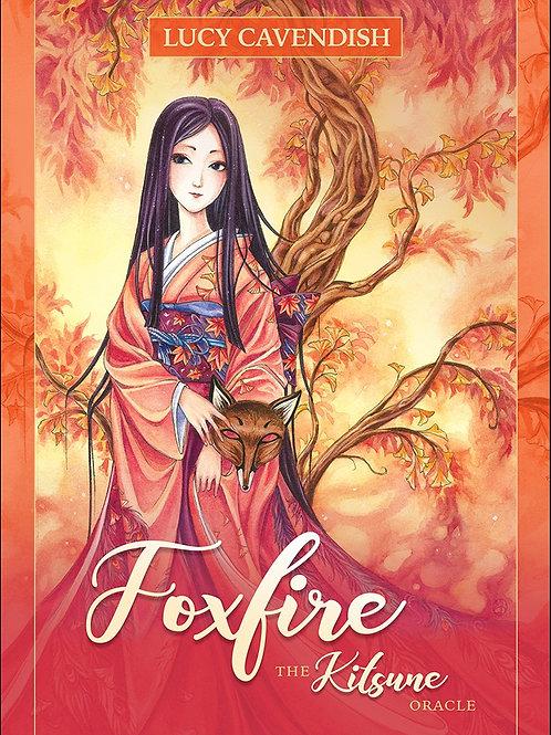 Foxfire Kitsune Oracle Deck