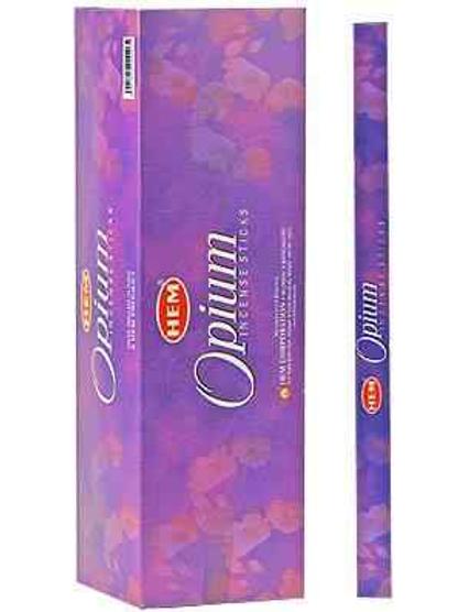 Hem Opium Incense - 8 Stick Packs