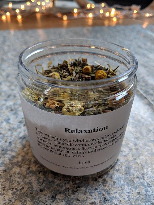 Relaxation Tea Blend