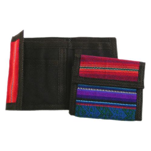Manta Trifold Wallet Cotton