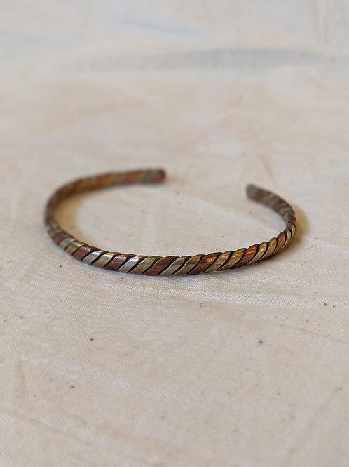Brass / Copper Bracelet