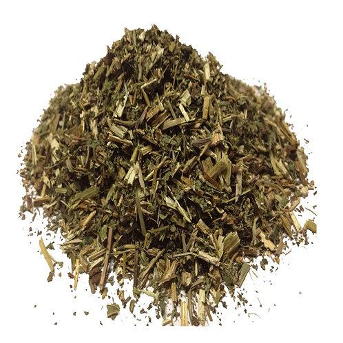 Meadowsweet Flowers - Dried - 8 oz jar