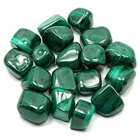 Tumbled Malachite Gemstones