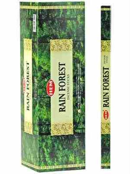 Hem Rain Forest Incense - 8 Stick Packs
