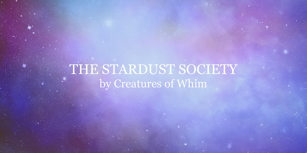 The Stardust Society - Meeting 1