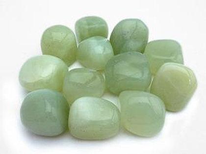 Jade Tumbled Gemstone