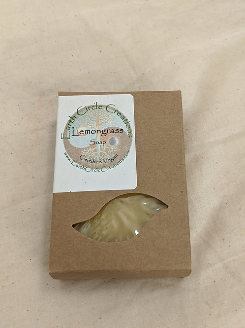 Locally Handmade Vegan Natural Soap