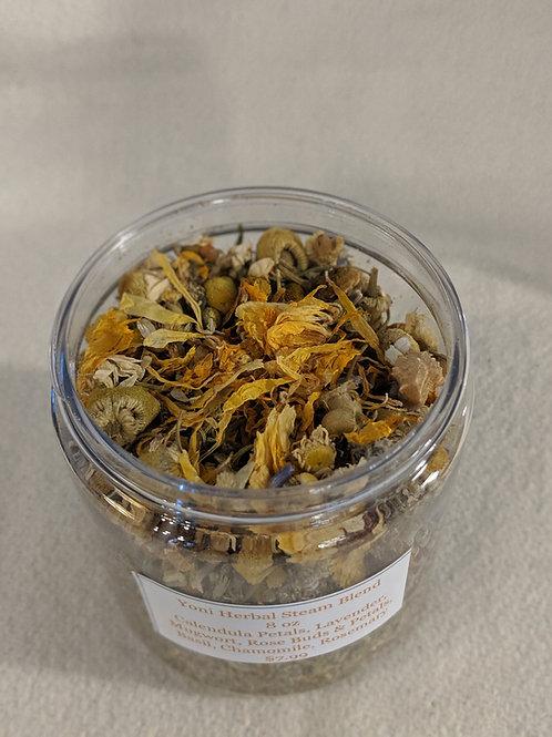 Yoni Steam Herbal Blend 8 oz