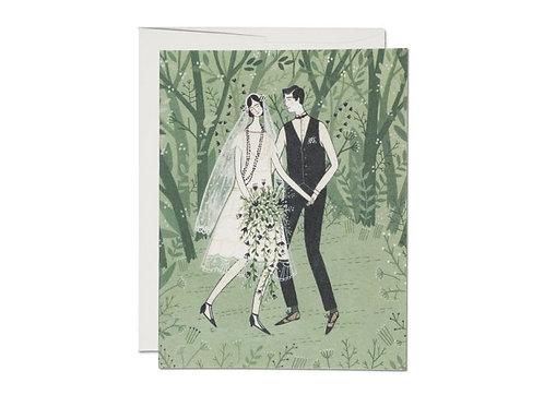 Magical Wedding Card