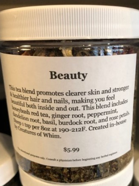 Beauty Tea Blend