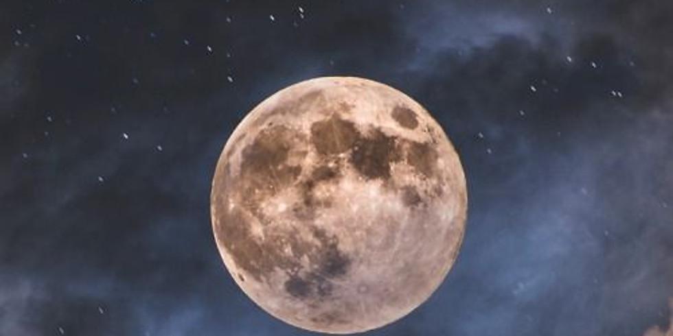 Full Snow Moon Ceremony & Yoga
