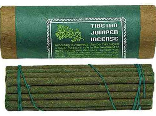 Tibetan Juniper 30 Incense Sticks