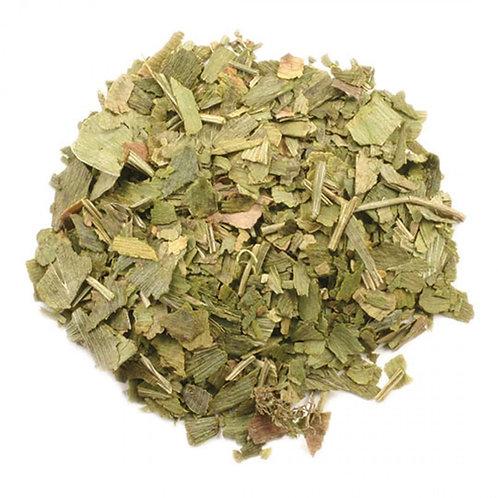 Gingko Leaf - Dried - 8 oz jar
