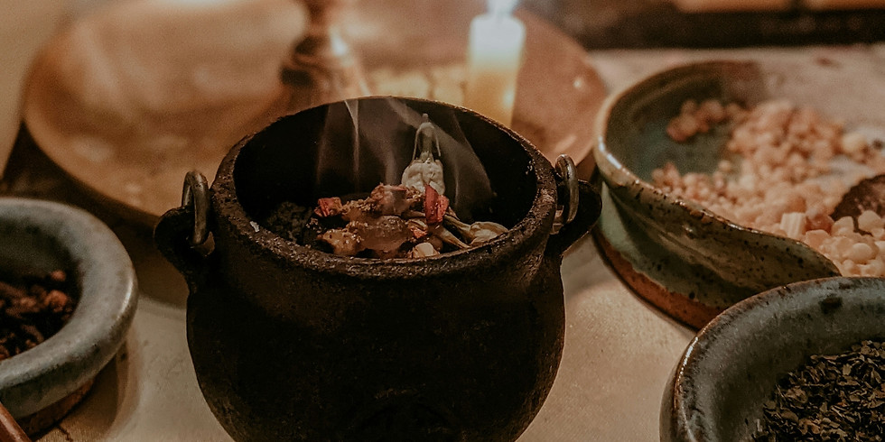 March Full Moon Ceremony + Coven Gathering