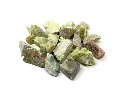 Serpentine Rough / Raw Crystals