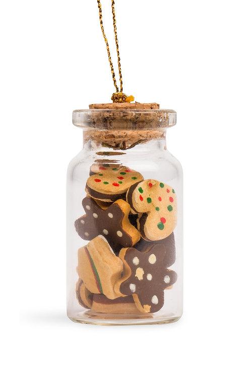 Santa's Cookies Ornament