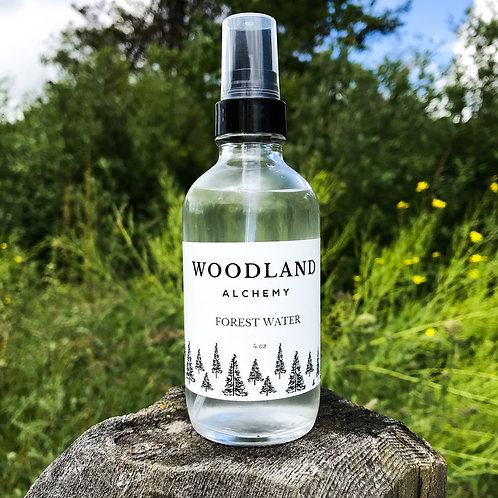 Forest Water - Facial Toner & Body Mist