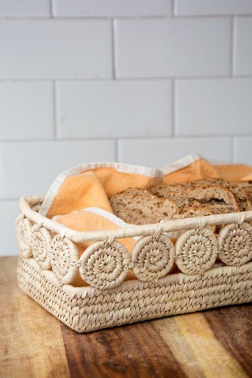Palm Bread Basket