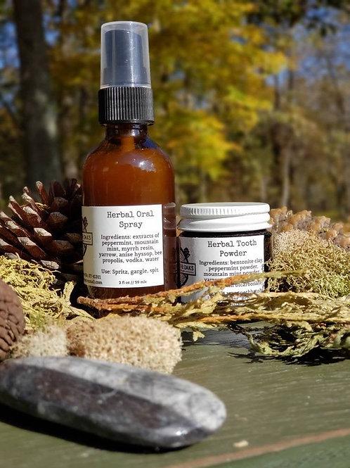 Herbal Tooth Powder - Toothpaste Alternative