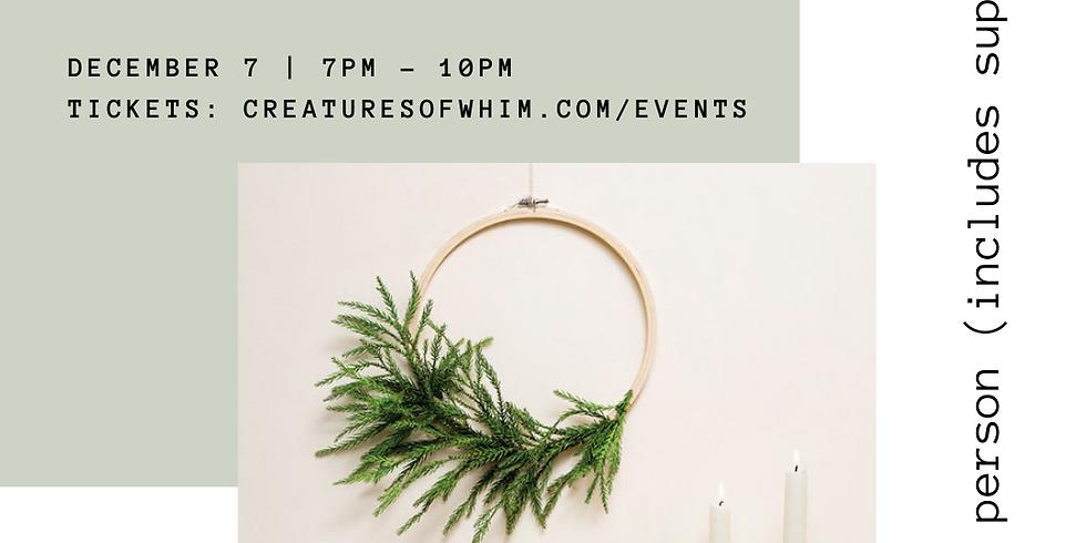 Magical Wreath Making Workshop